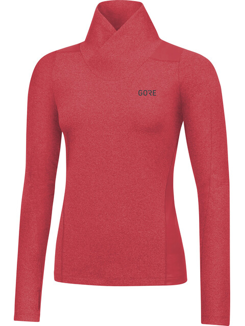 GORE WEAR R3 Thermo Long Sleeve Shirt Women hibiscus pink